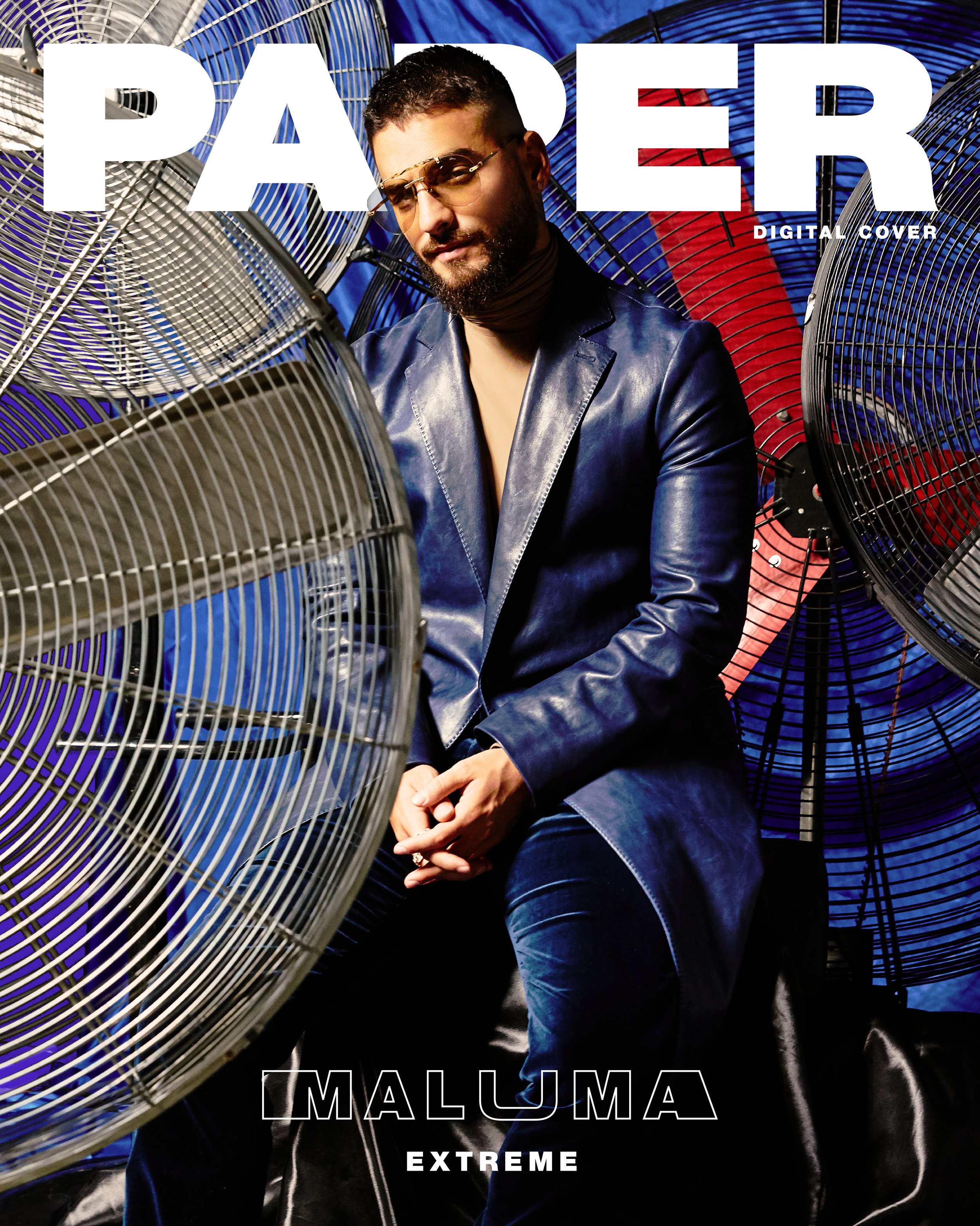 Maluma by Devin Christopher for Paper Magazine