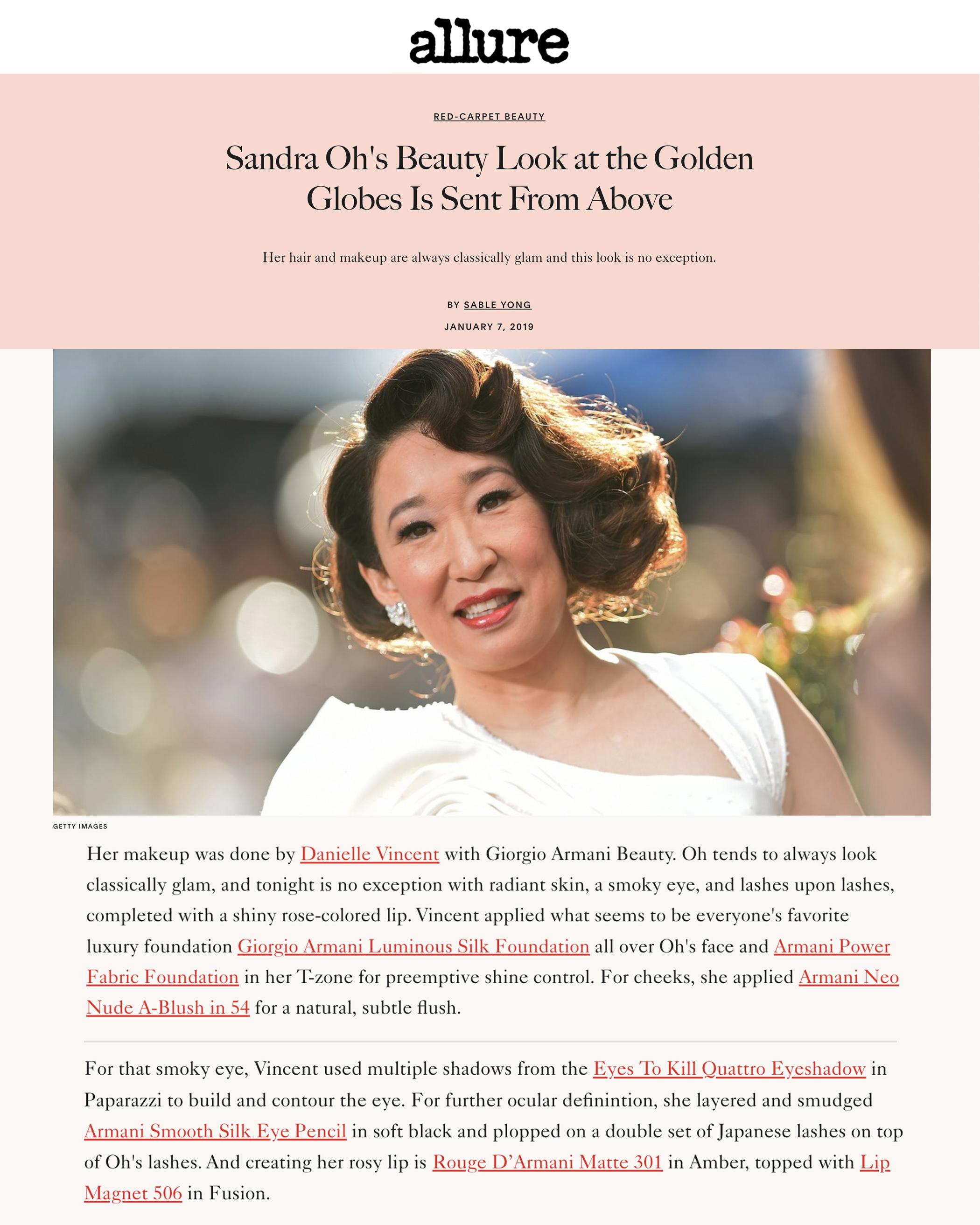 Allure Golden Globes 2019 Sandra Oh.jpg