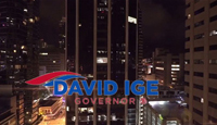 David Ige for Governor Ad 1