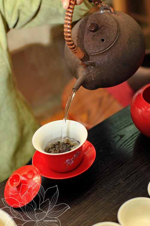 芳茗軒茶道 Tea Ceremony by Mancsi Huang