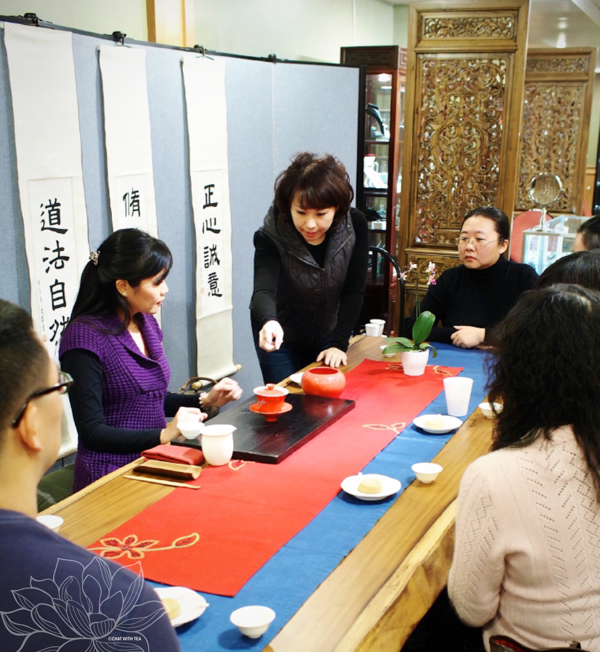 芳茗軒茶道 Tea Ceremony Classes by Tea Master Mancsi