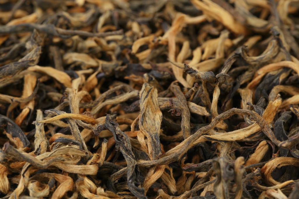 芳茗軒金絲滇紅 Yun Nan Dian Hong from Fang Gourmet Tea @www.fangtea.com