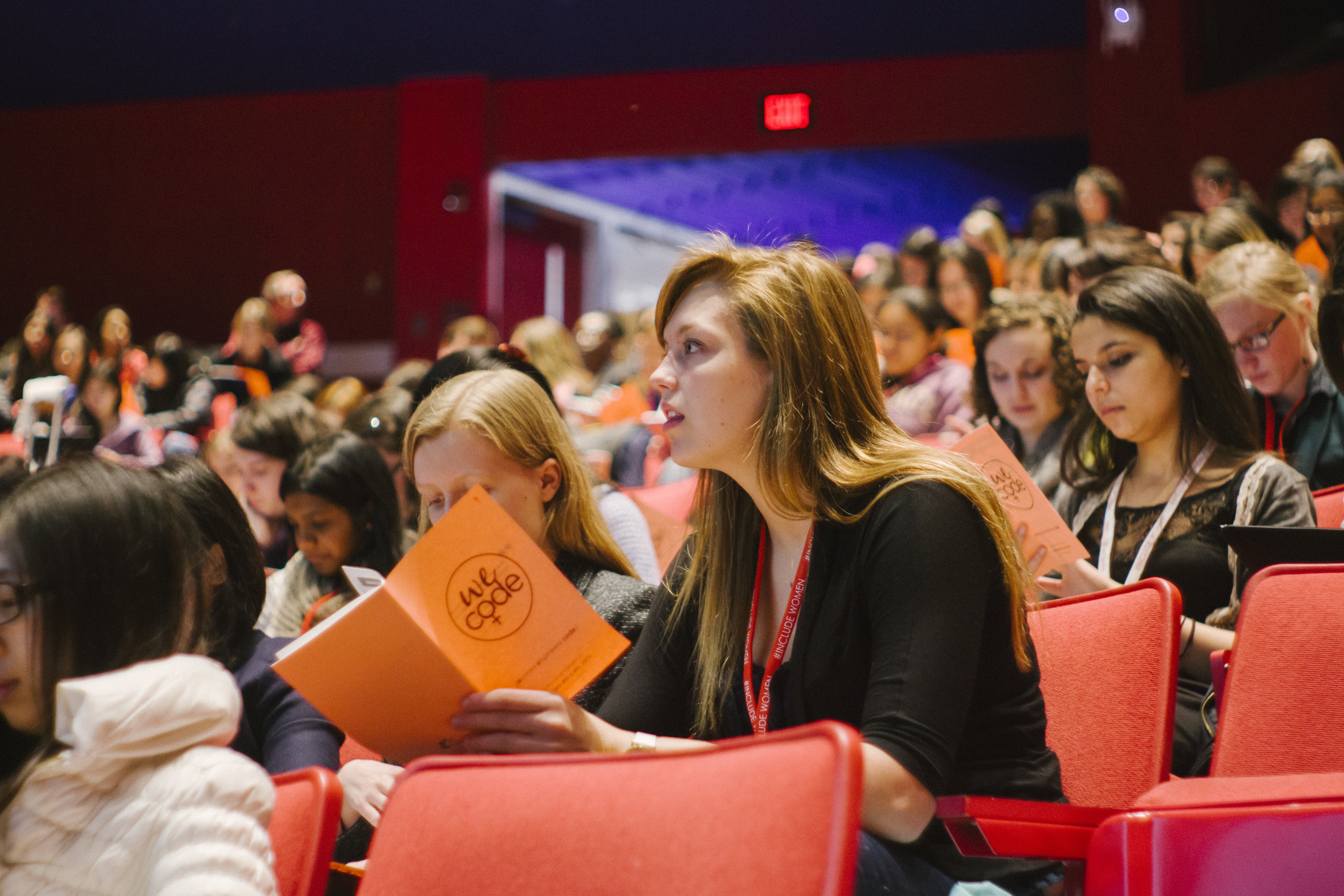 WECode:a student-run WiCS conference