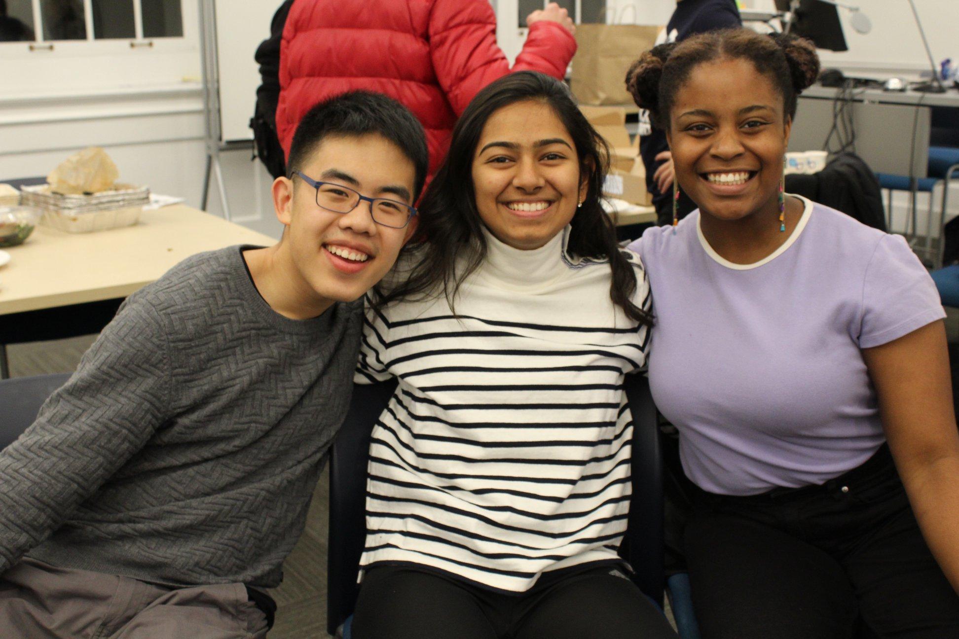 HCS/WiCS End of Semester Celebration