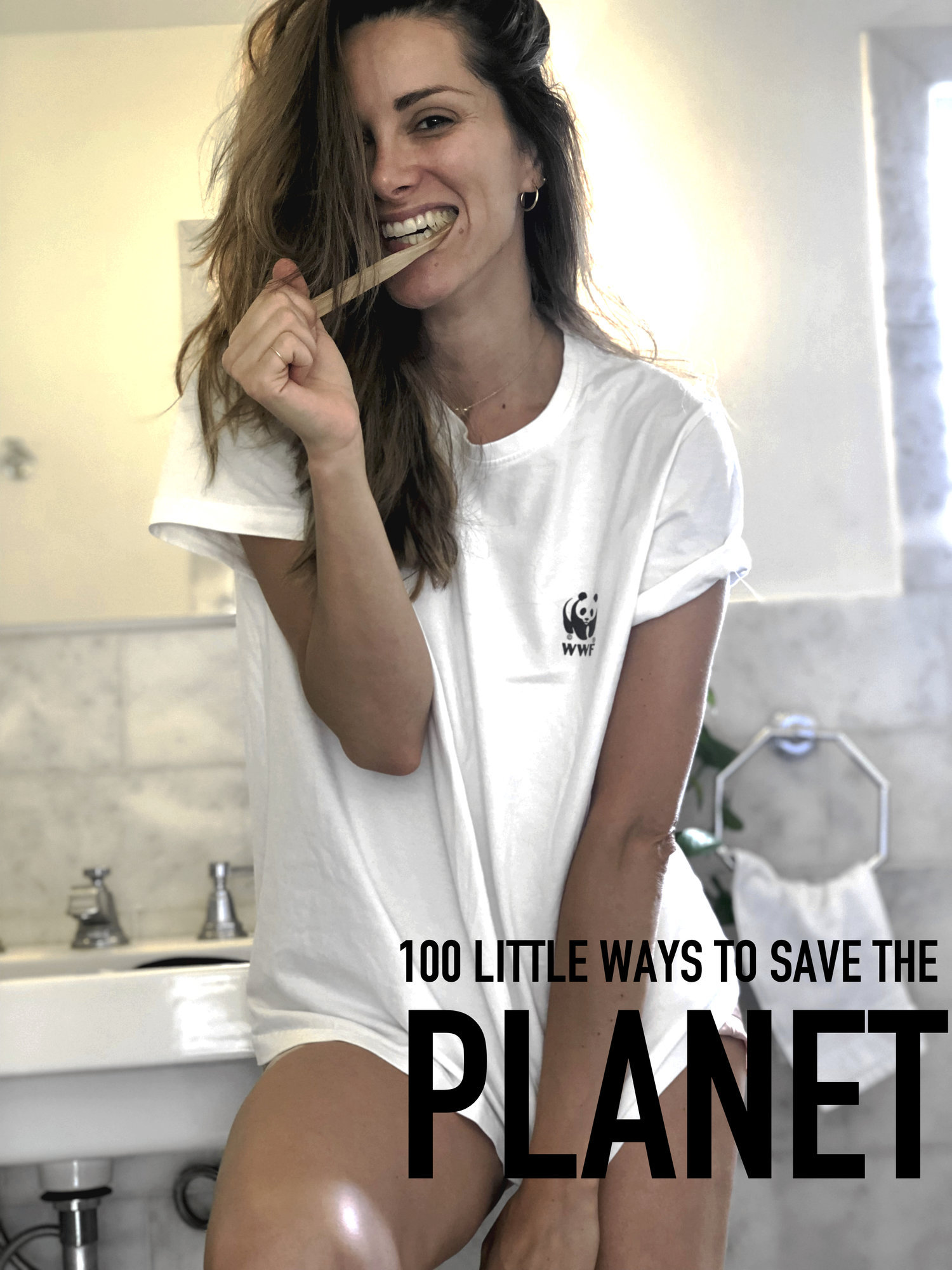 100 Little Ways To Save The Planet — stefania spampinato