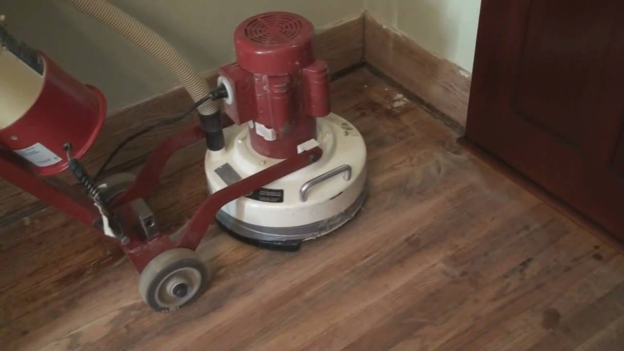 Drum Sanders Vs Orbital Sanders Hardwood Floor Refinishing