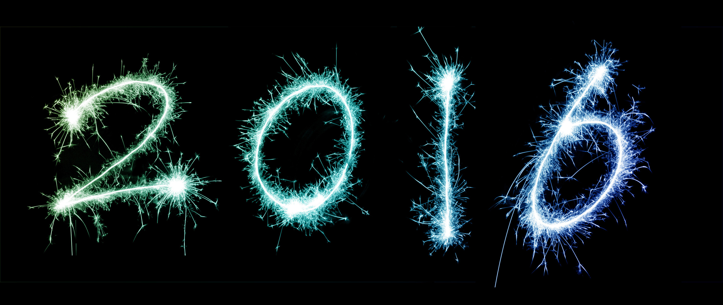 Here's to a great 2016!