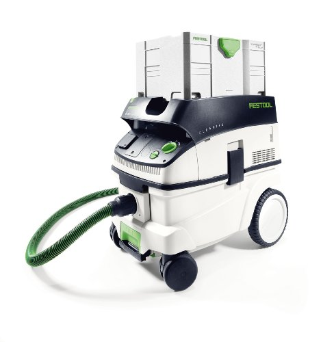 A Festool Industrial Strength Vacuum