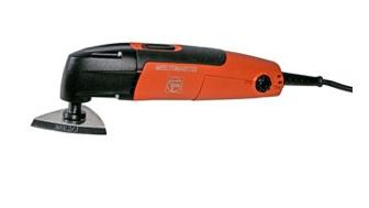 Multi-tool with triangular head piece