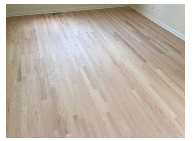 This is what your floor SHOULD look like.