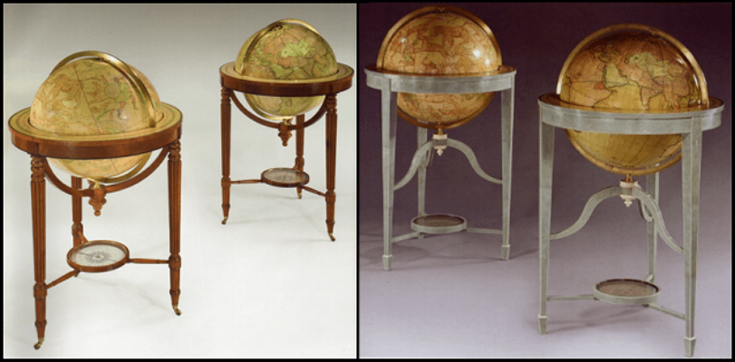 Harrods globes