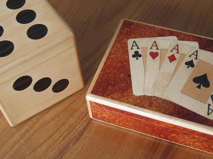 Bespoke game boxes
