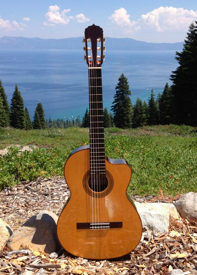8,500 feet, Homewood Resort,  Lake Tahoe, Aug. 2014