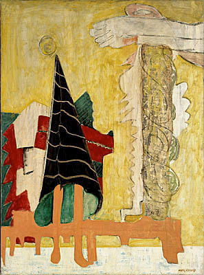 Sacrifice of Iphigenia,1942
