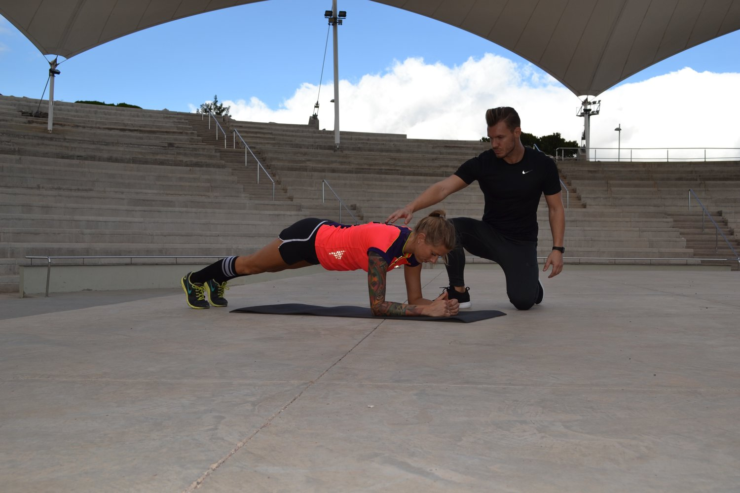 Personal trainer in gran canaria