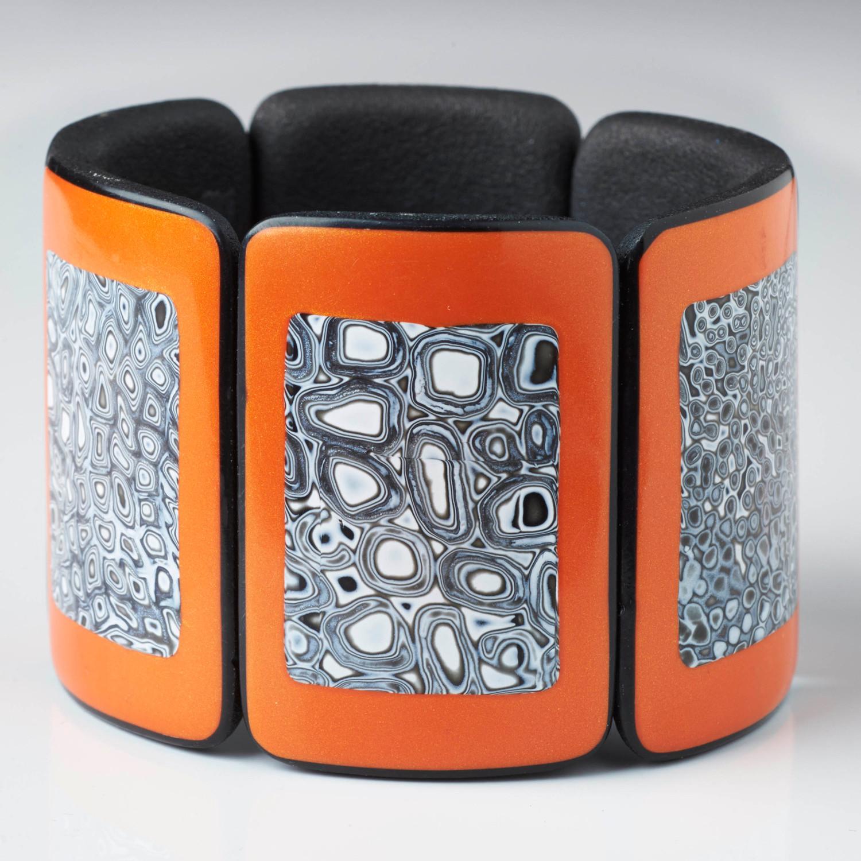Melanie Muir Orange Mono Cuff.jpg