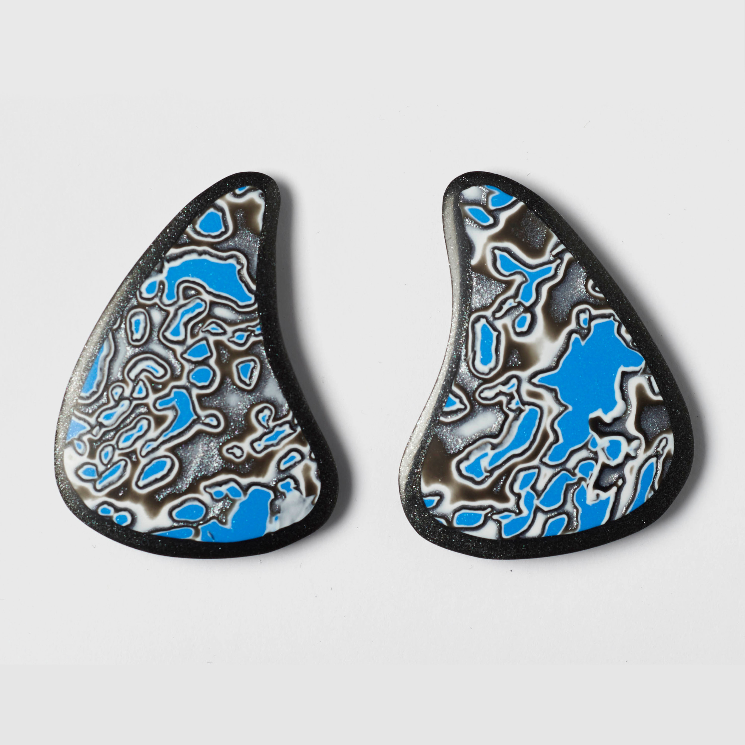 Melanie Muir Blue Raindrop Earrings.jpg