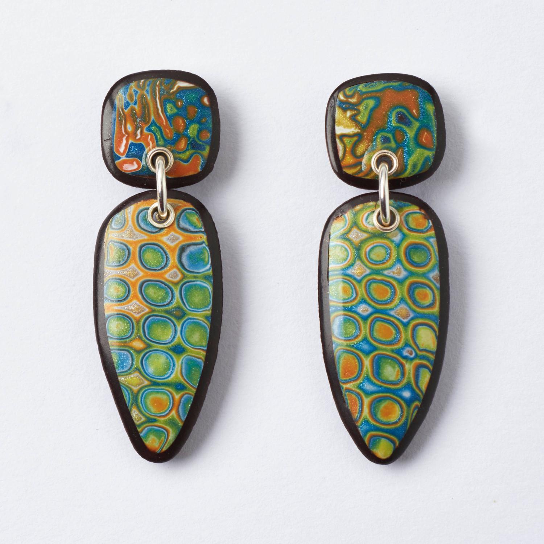 Melanie Muir Jade Dot Drops Earrings.jpg