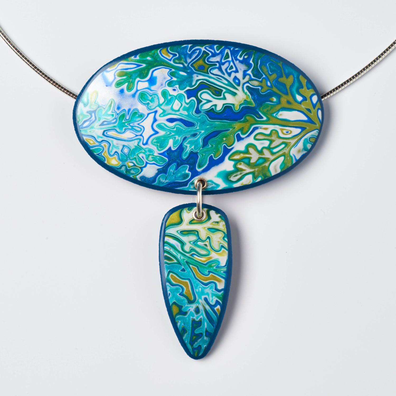 Melanie Muir Summer Seaweed Pendant.jpg