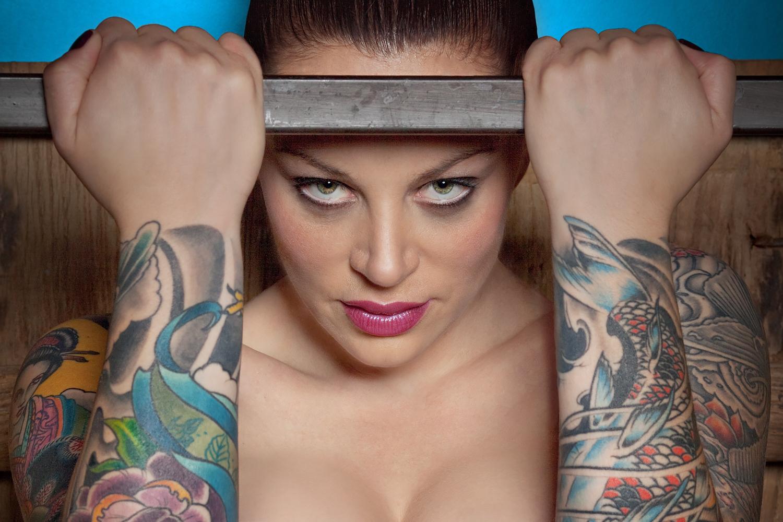 Make Up and Hair by Beatriz Vazquez  Foto by  Adrian Katzianka