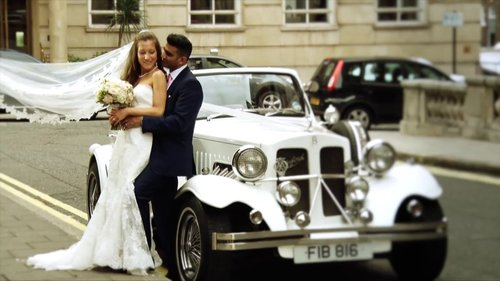 Greek Wedding Videography Langham Hotel