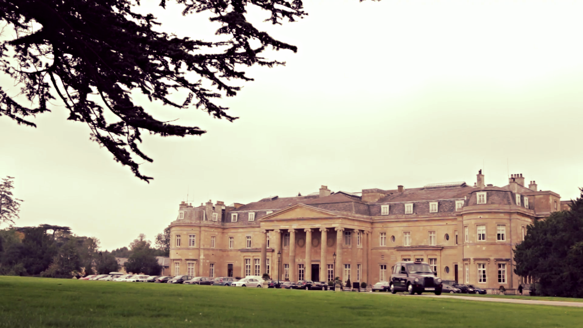 Wedding Videography at Luton Hoo, Bedforshire