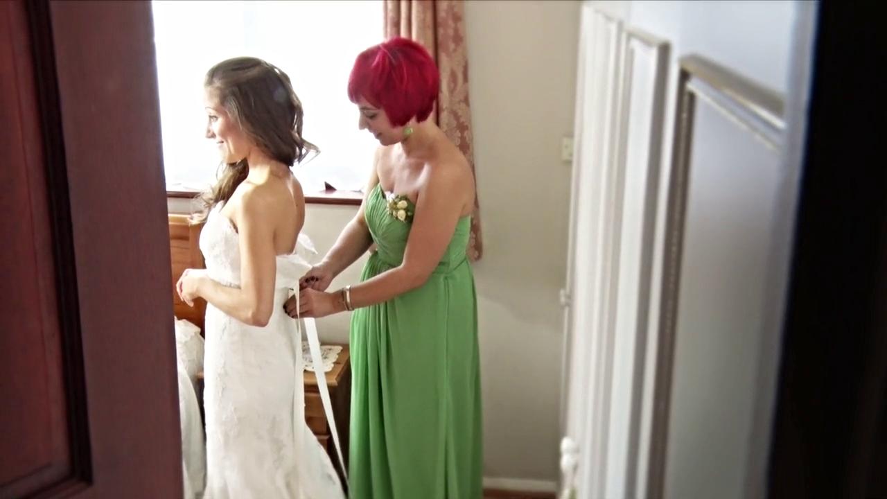 Wedding Videography Bridal Preparation