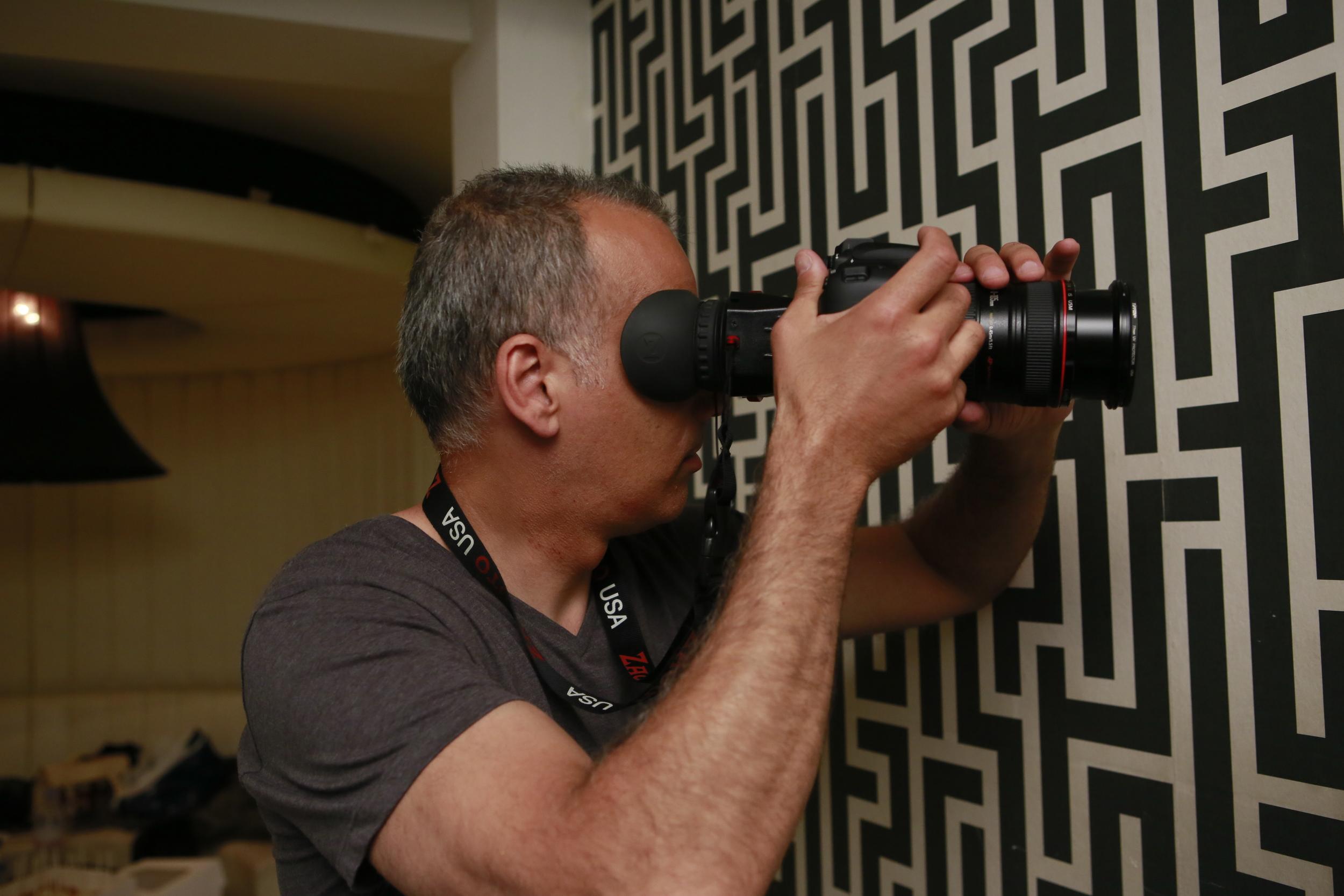 wedding Videographer urban cinematography