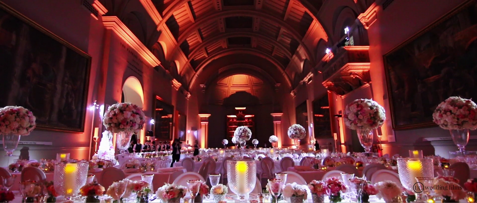 Wedding Videography Victoria & Albert Museum