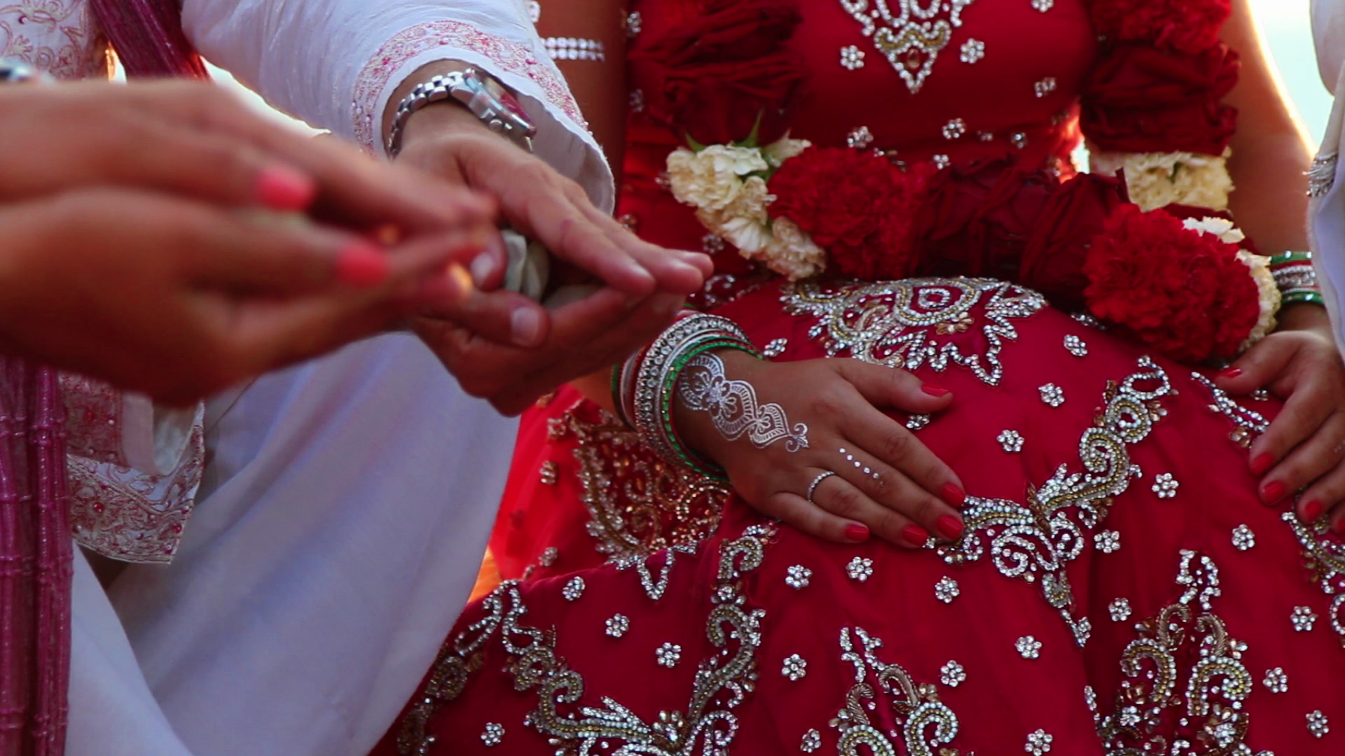Wedding Videography - Indian Wedding Ceremony