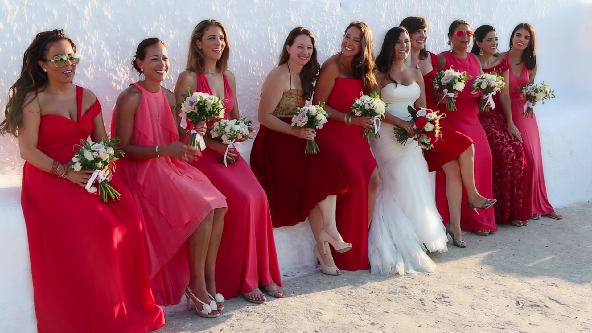 Wedding Videography - Bridesmaids