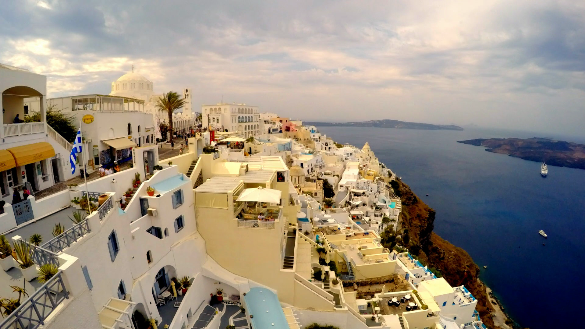 Wedding Videography - Santorini