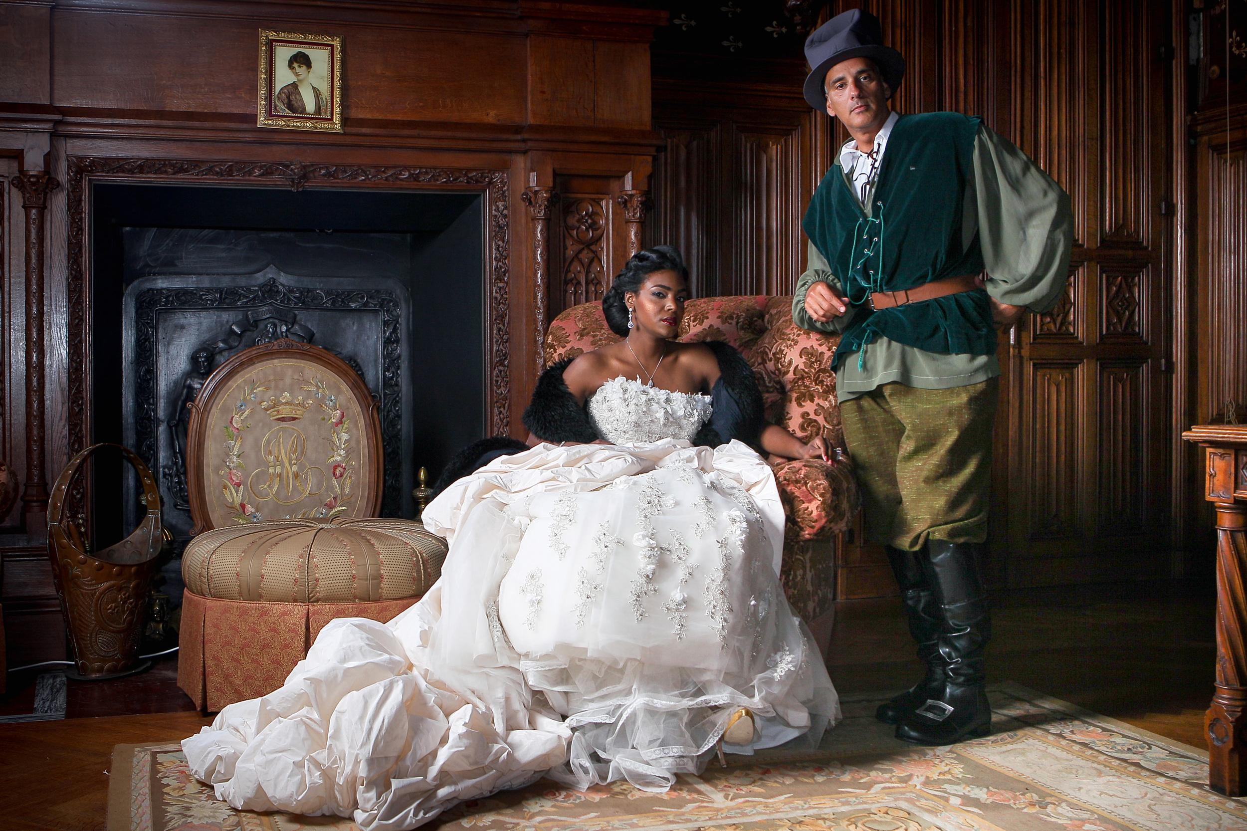 Chateau de Challain France Wedding Videography