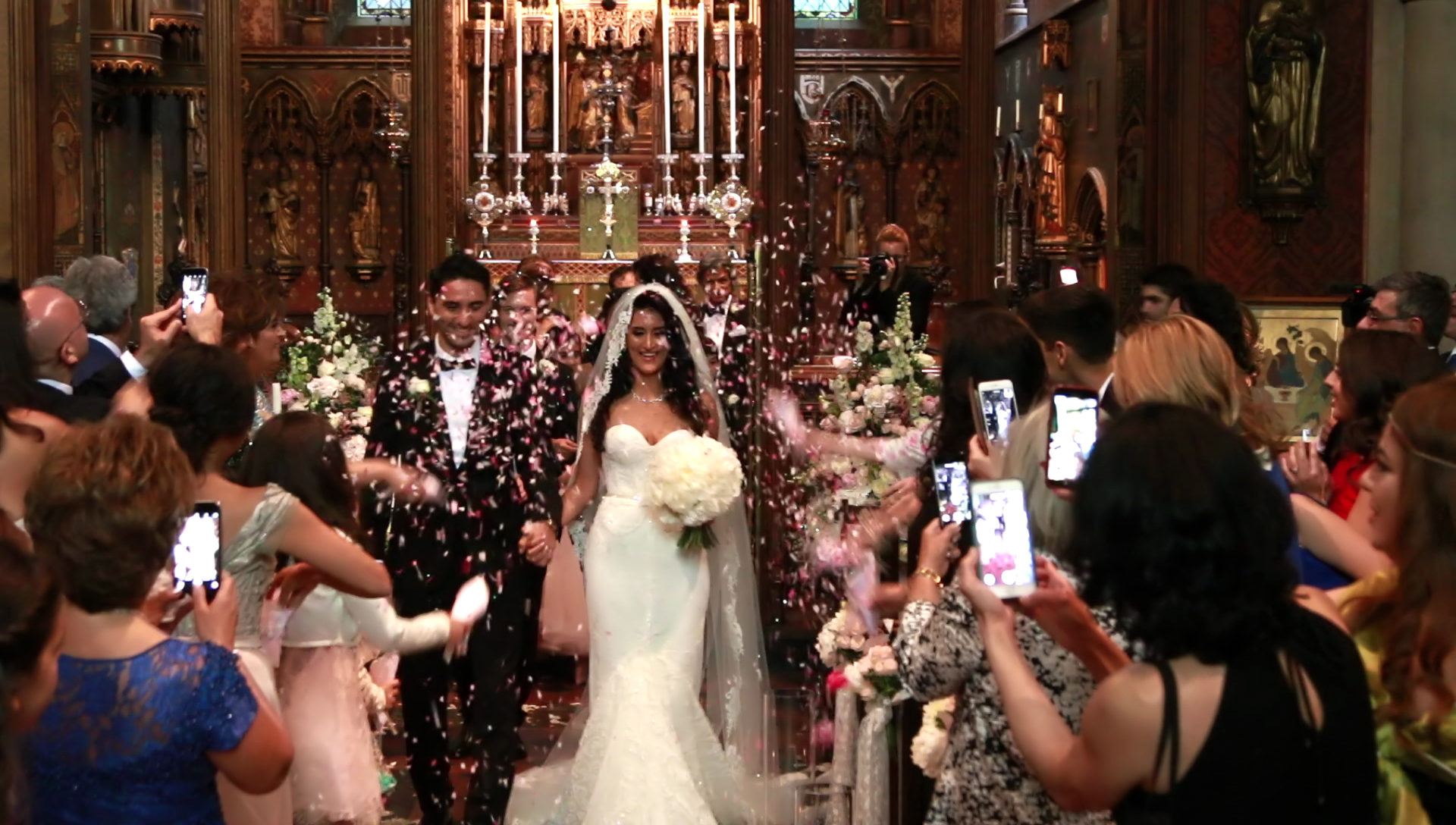 Lebanese Wedding Videography