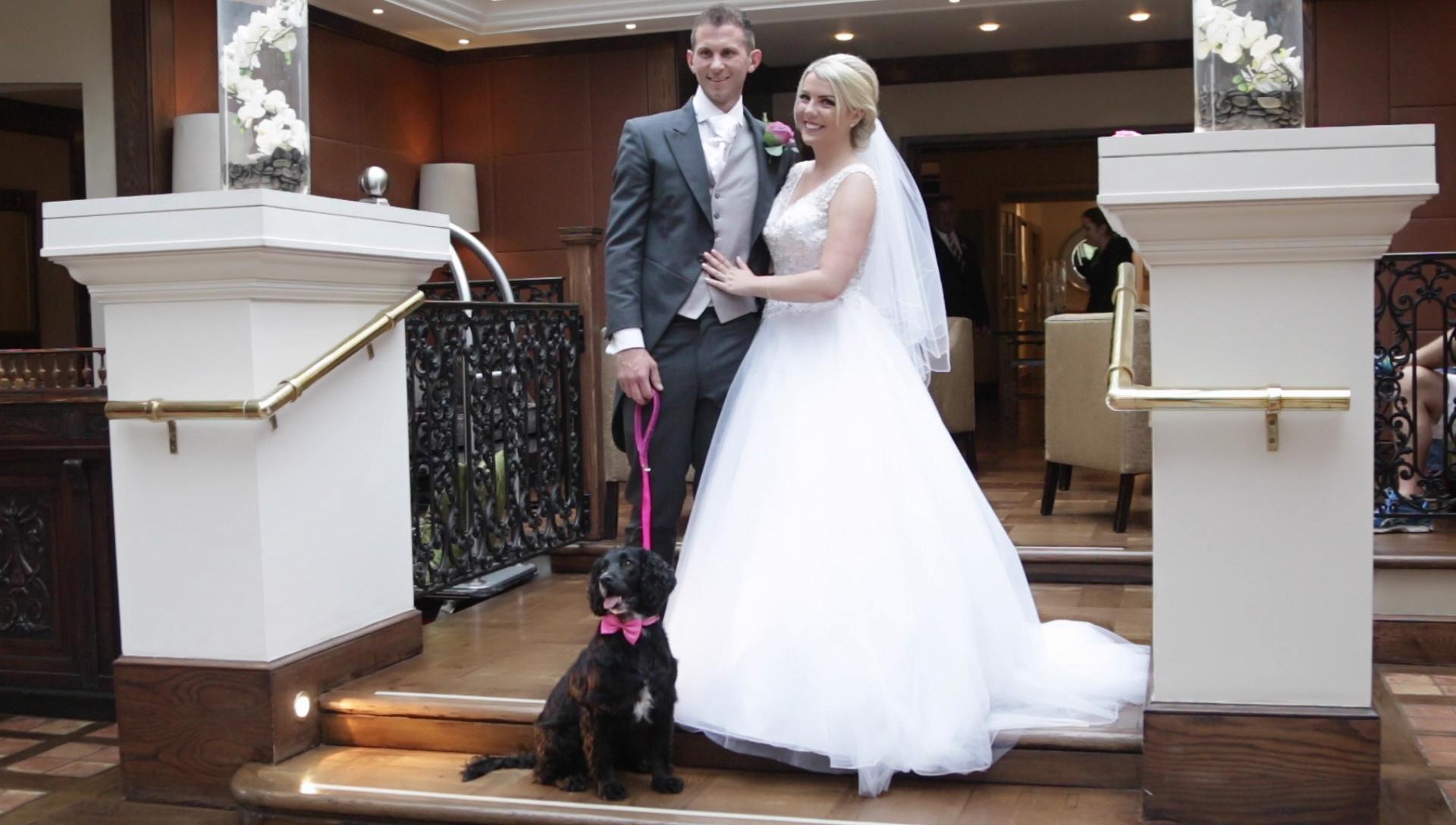 Sopwell House Wedding Videographer