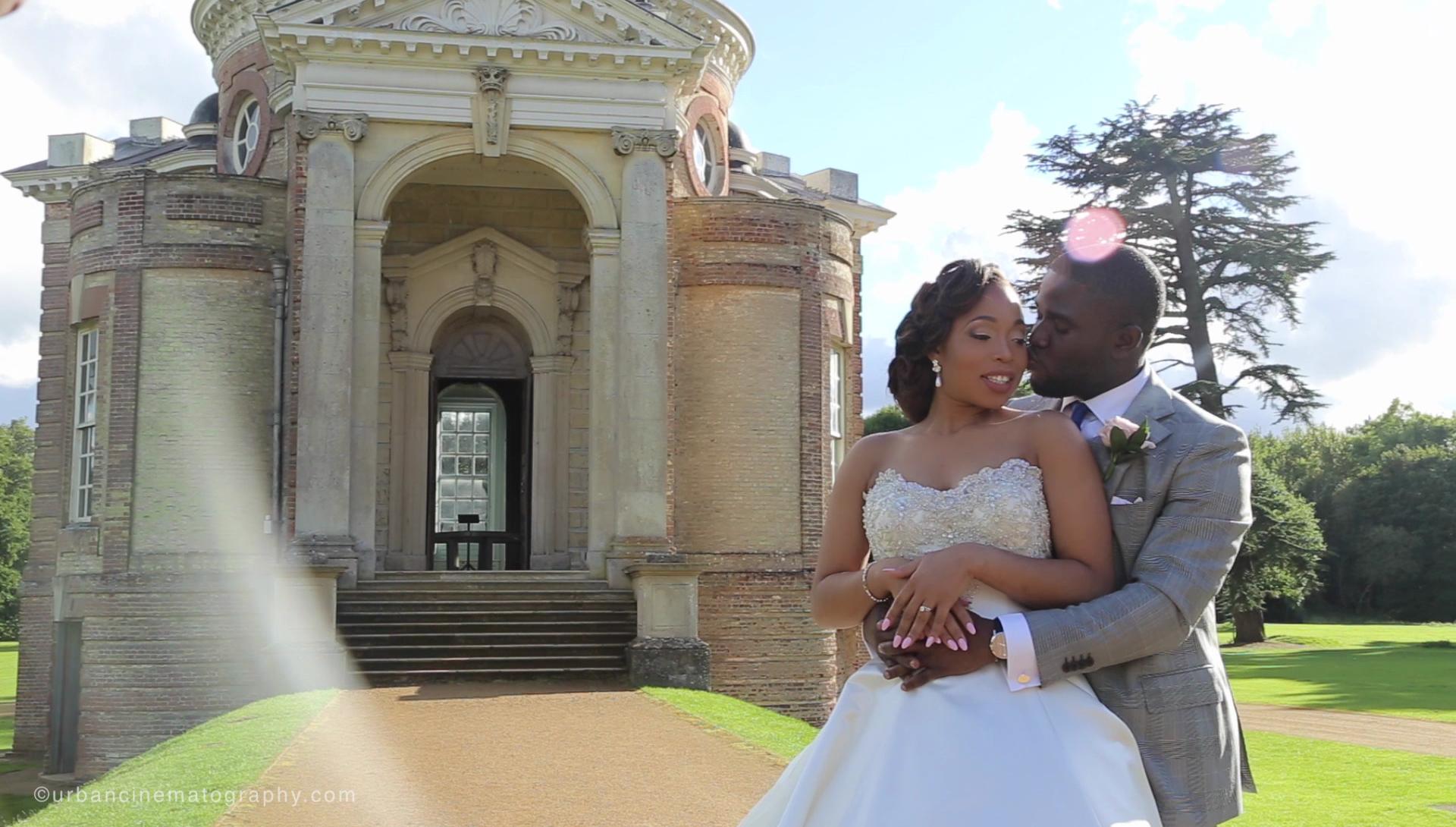 wedding videographer wrest house