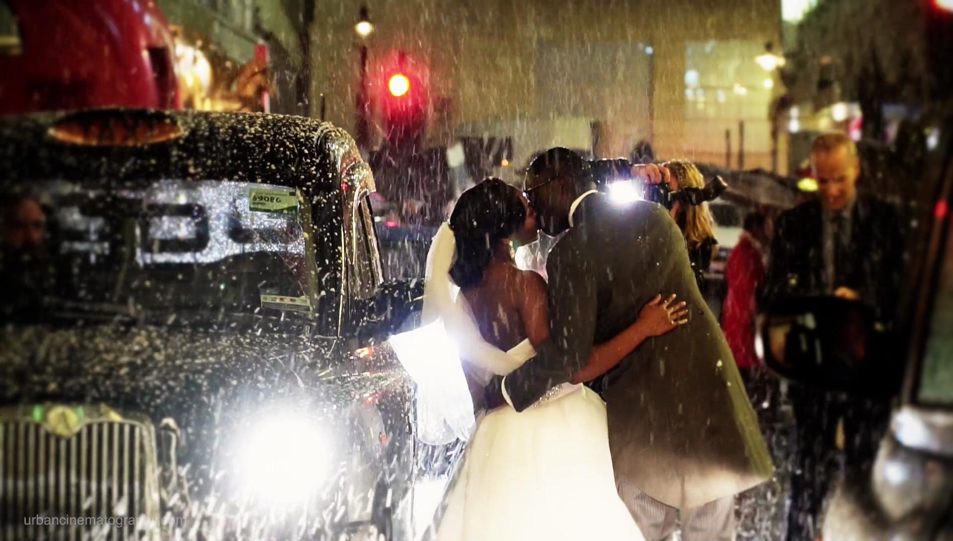 The Savoy Hotel Wedding Videographer