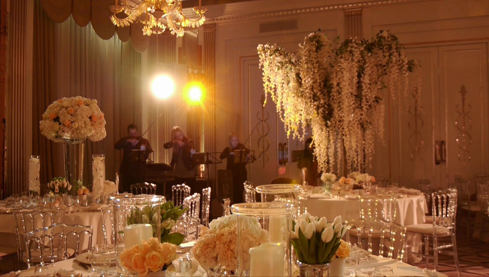 Claridge's Wedding Videography