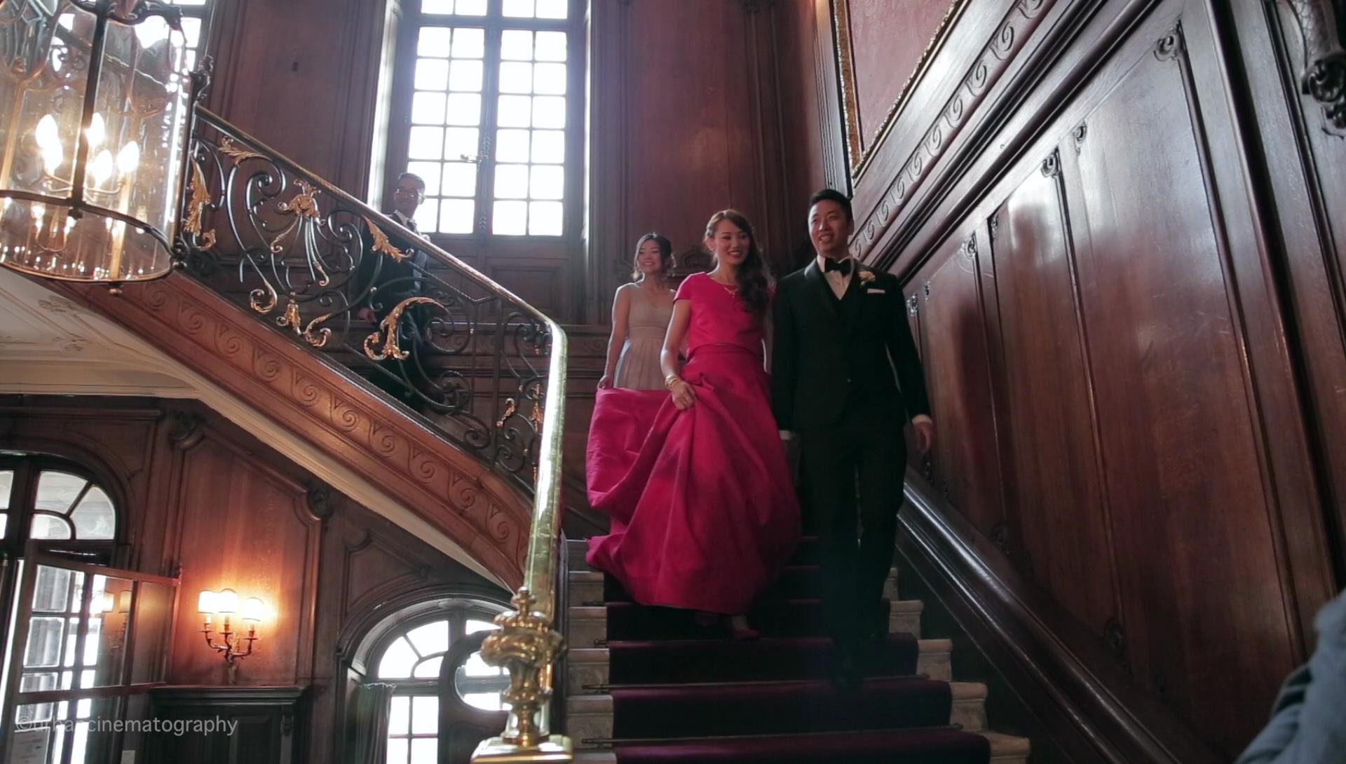 Bride & Groom Wedding VideographyThe Savile Club London