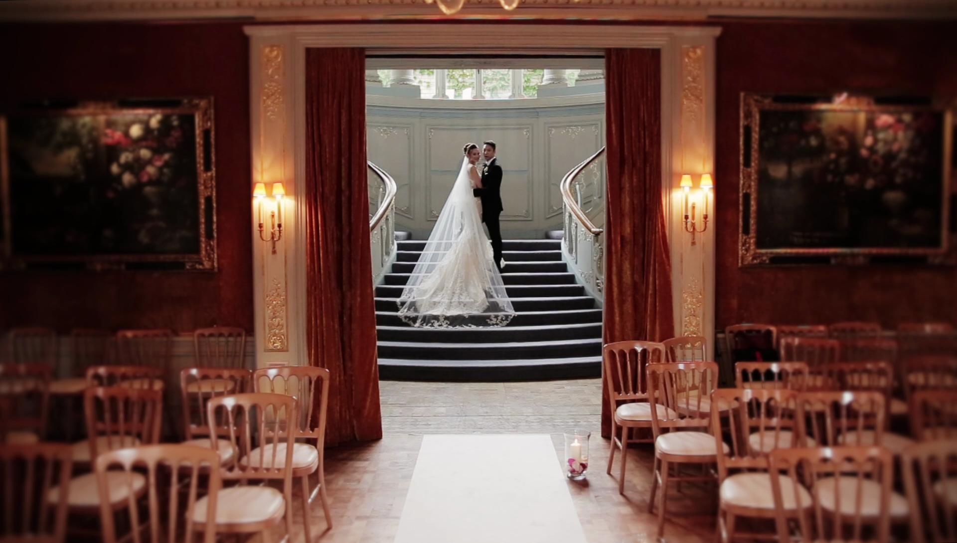 Savile Club London Wedding