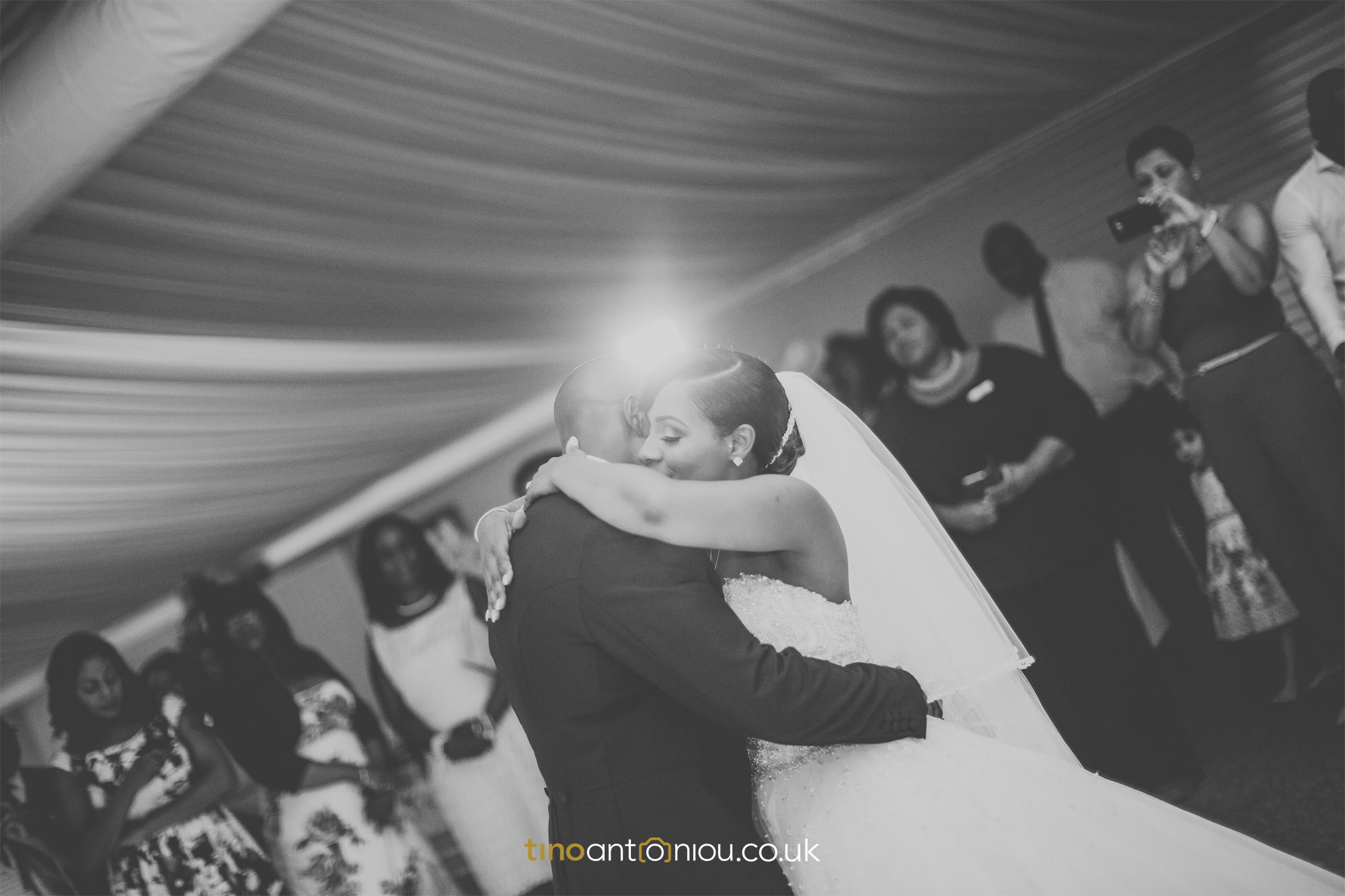 Tewin Bury Farm Wedding Videographer