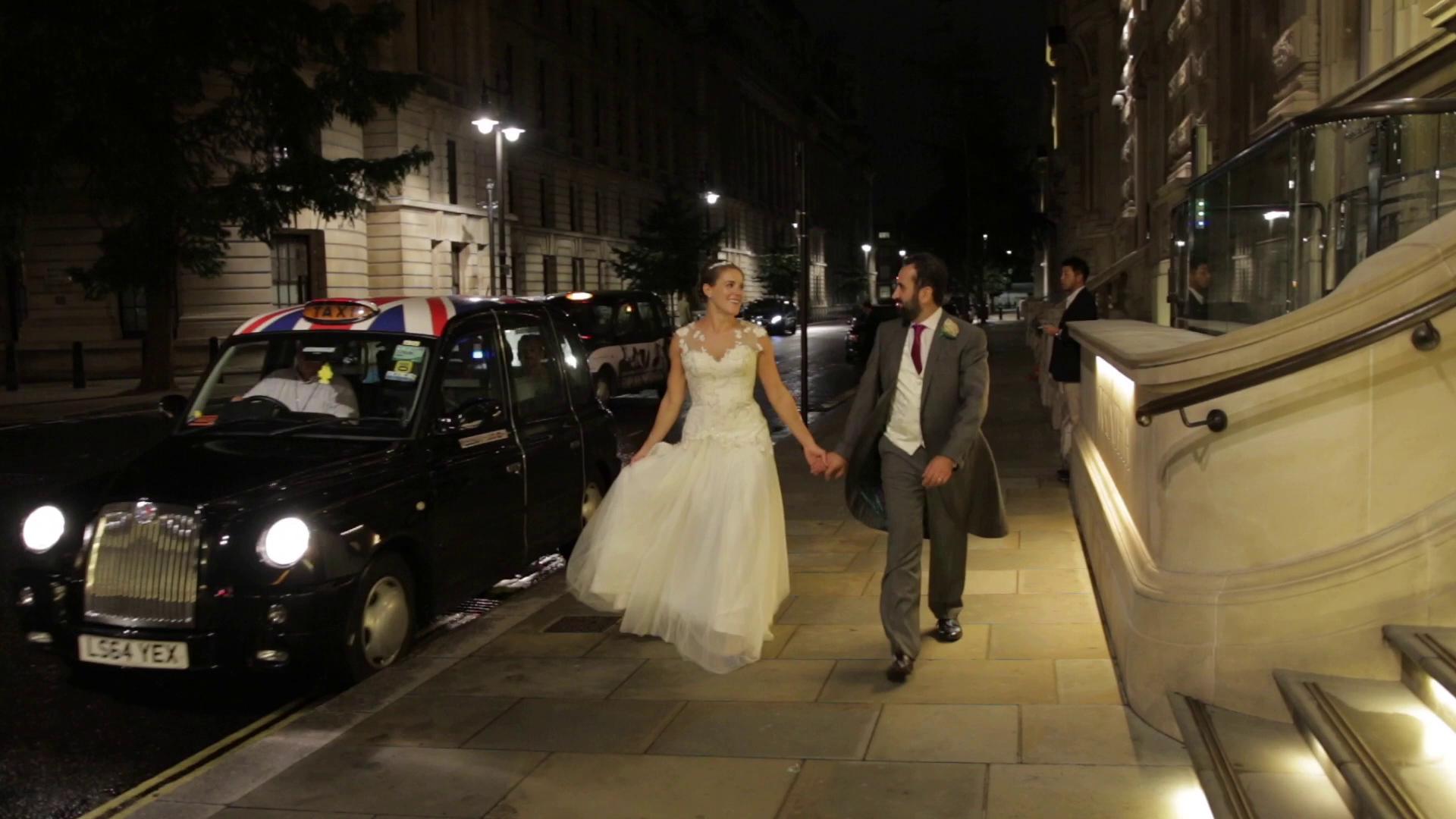 The Corinthia Wedding Videography