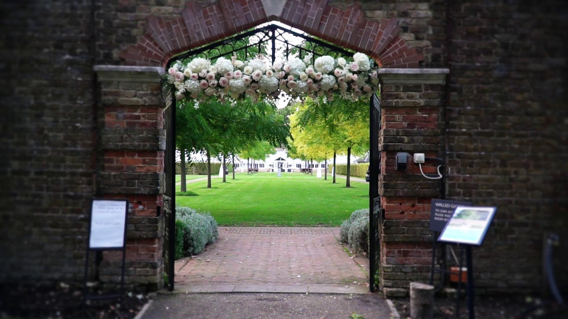 The Grove Wedding