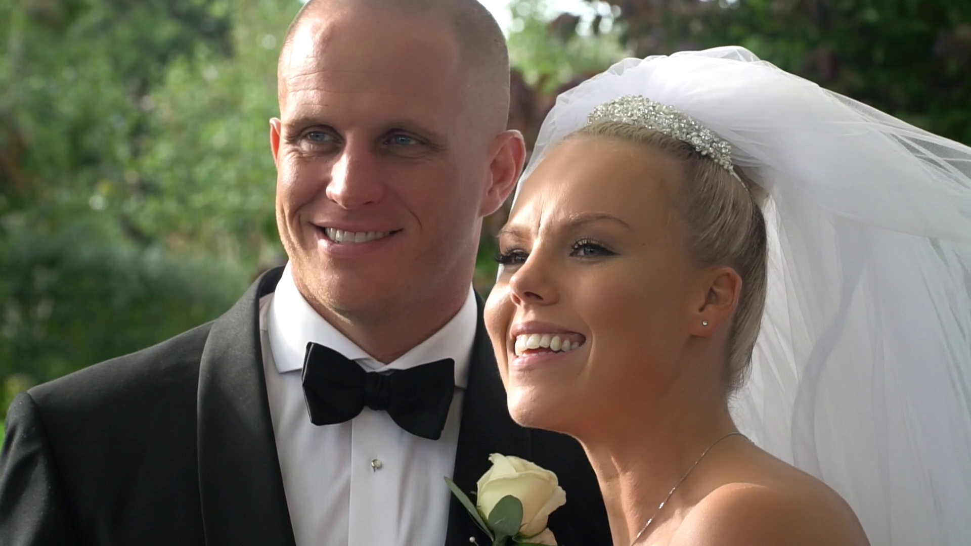 The Grove Wedding Videographer
