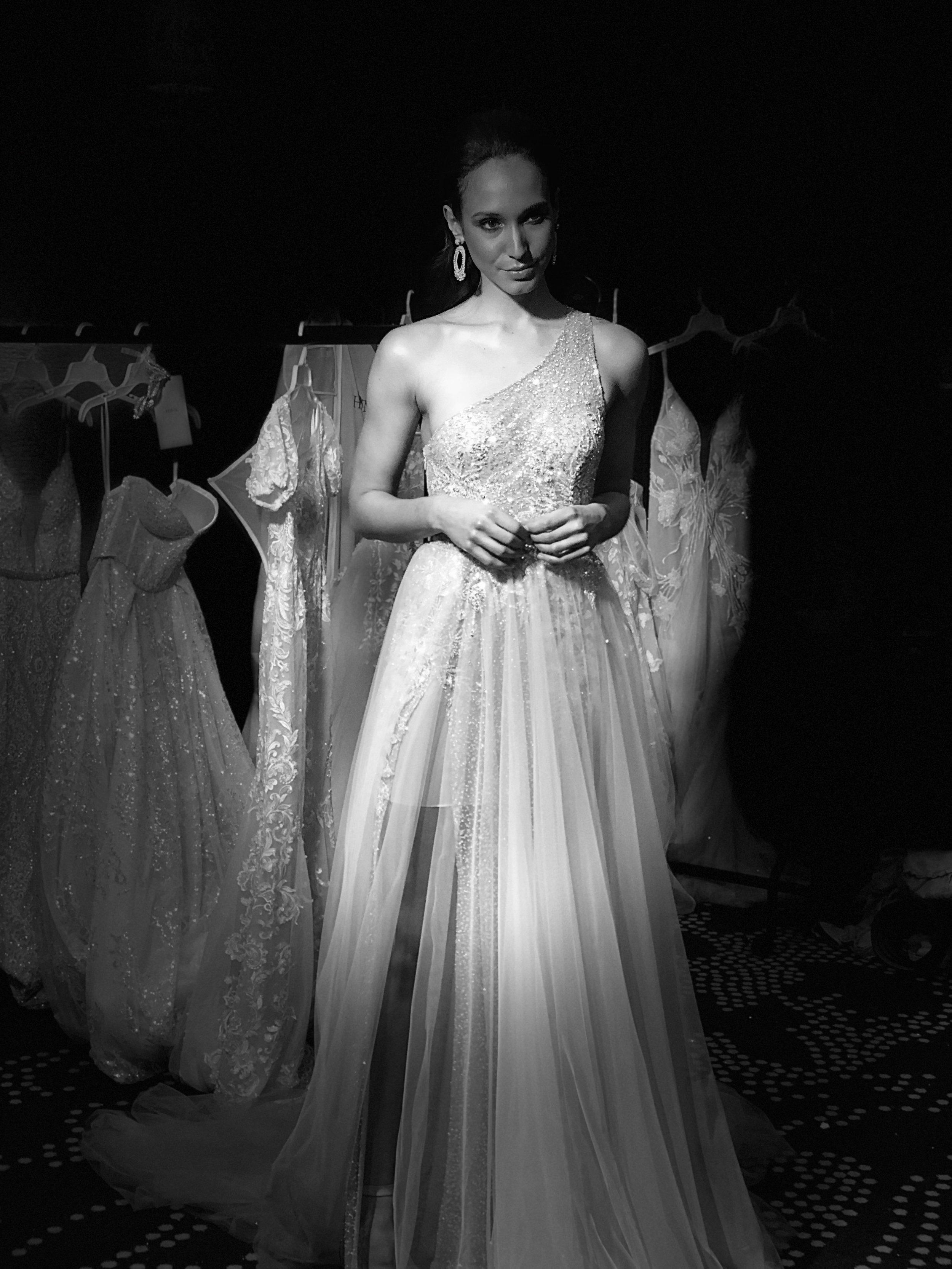 Berta Bridal wedding videographer