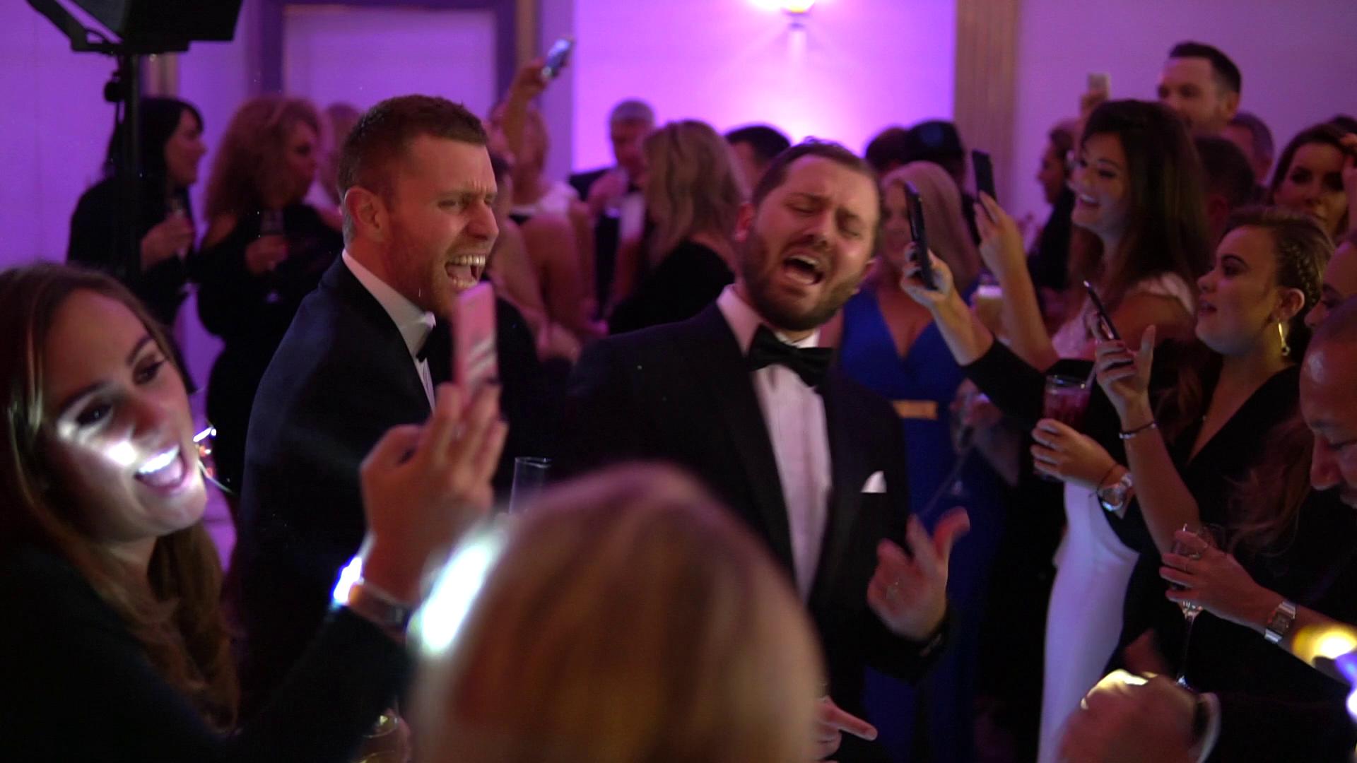 Claridges Wedding Videography