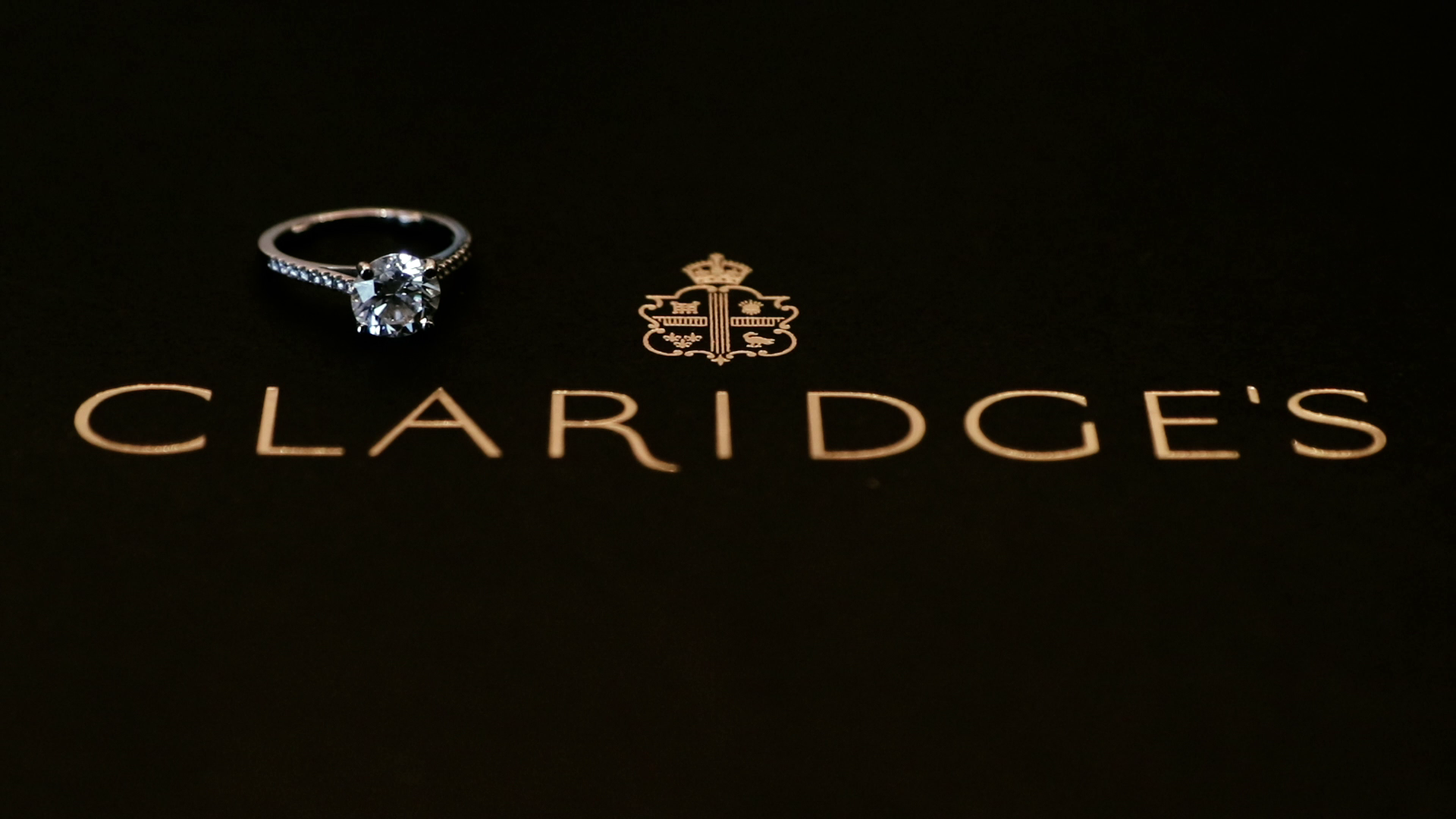 Claridges Wedding