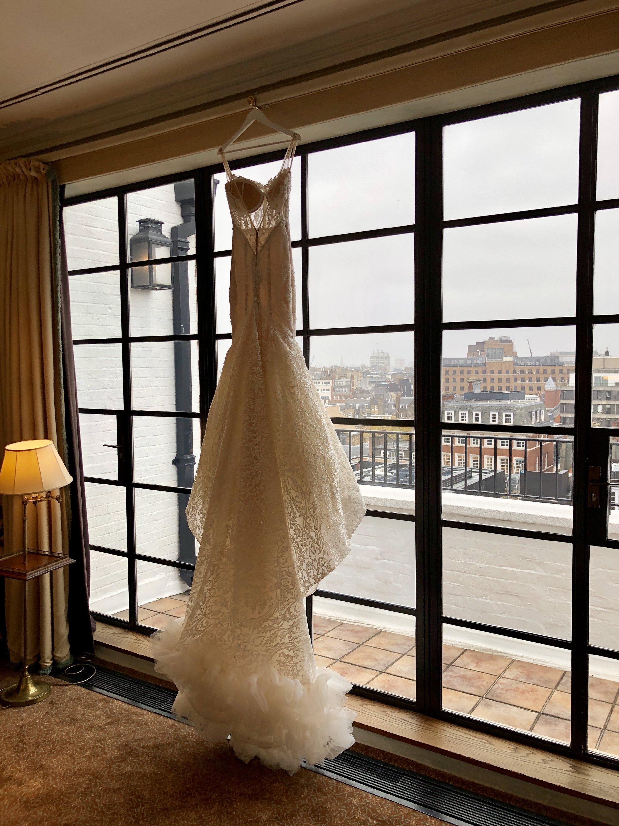 Claridges wedding videographer