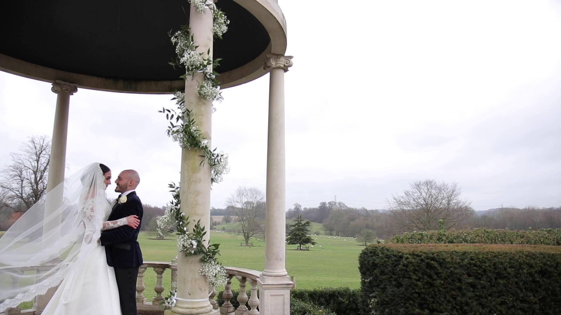 wedding videographer foyle park