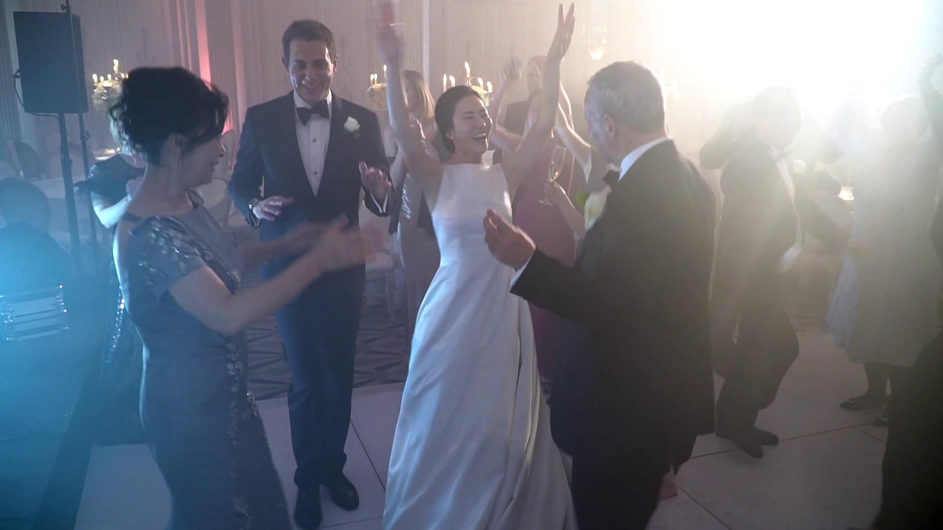 Claridges Jewish Wedding